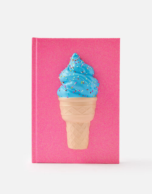Ice Cream Squishy Notebook , , large