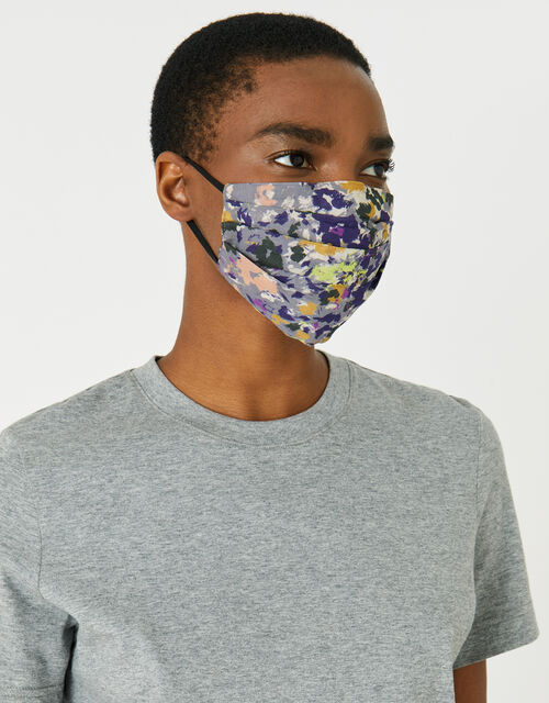 Brushed Meadow Face Covering, , large