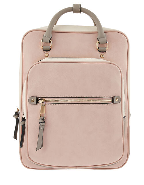 Harriet Backpack, Multi (PASTEL-MULTI), large