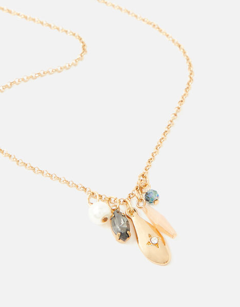 Ditsy Charms Pendant Necklace, , large
