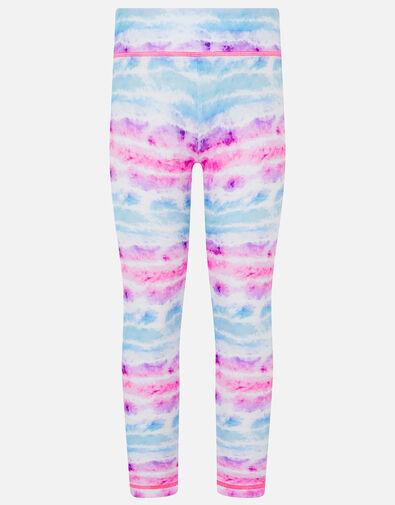 Tie Dye Active Leggings Multi, Multi (BRIGHTS-MULTI), large