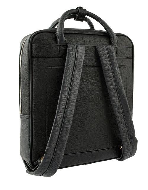 Harriet Backpack, Black (BLACK), large