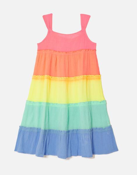 Rainbow Dress Multi, Multi (BRIGHTS-MULTI), large