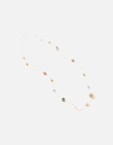 Meadow Muse Beaded Rope Necklace, , large