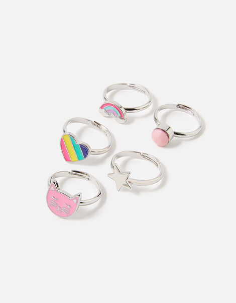 Cool Cats Ring Set , , large
