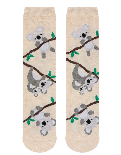 Koala Ankle Socks, , large
