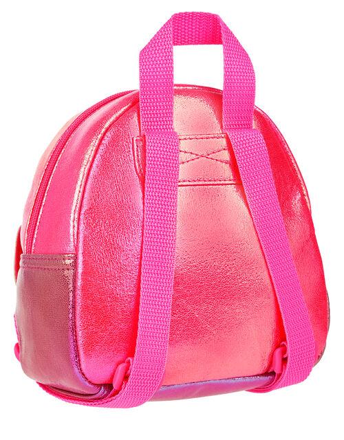 Colourful Metallic Mini Backpack, , large