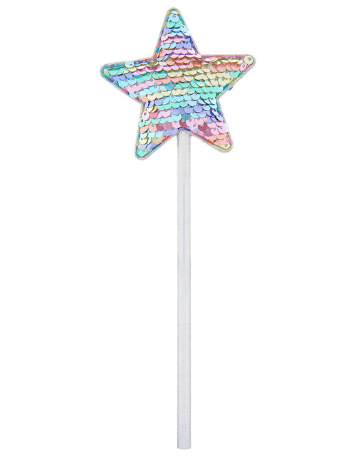 Reversible Sequin Star Pencil, , large