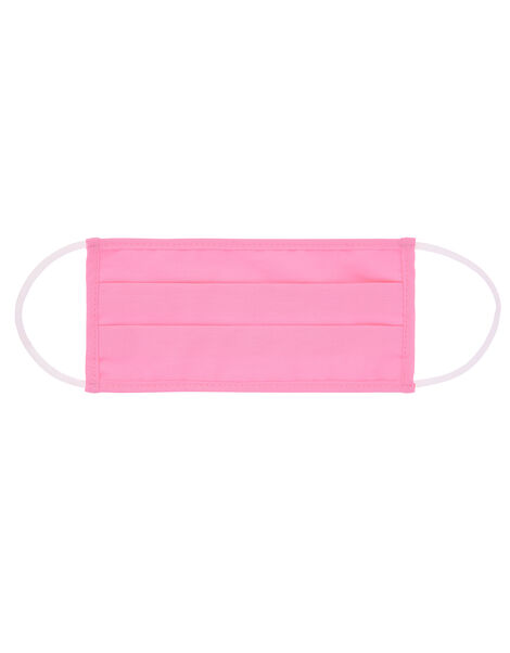Face Covering in Pure Cotton Pink, Pink (PINK), large