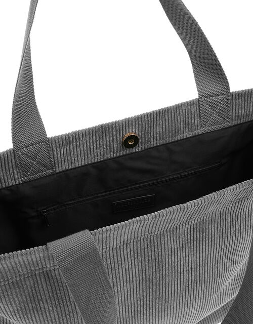 Cord Shopper Bag, , large