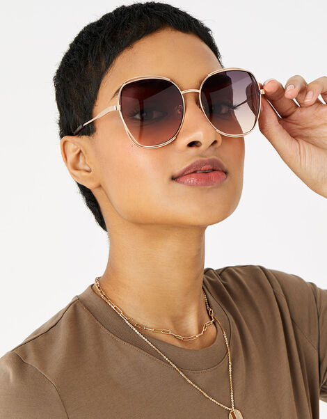 Sally Square Sunglasses , , large