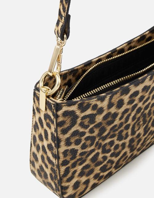 Roxanne Shoulder Bag, Leopard (LEOPARD), large