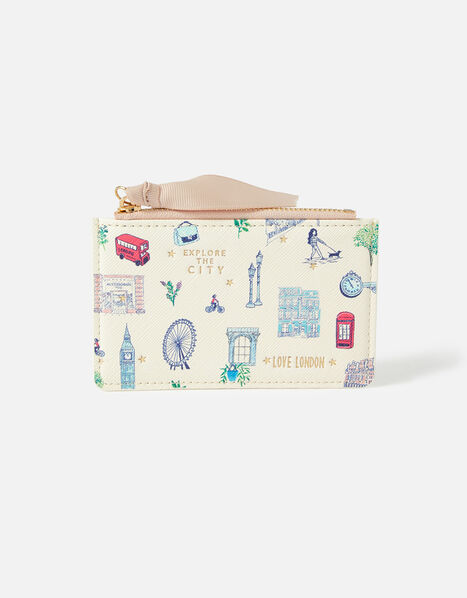 All Over London Card Holder, , large