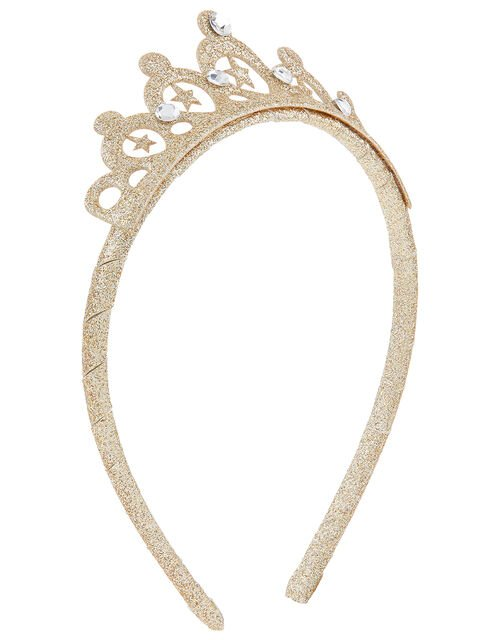 Sparkly Tiara Headband, , large