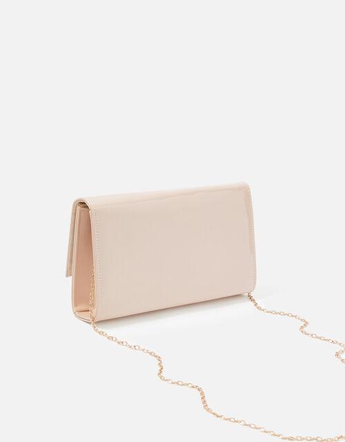 Patent Clutch Bag, , large