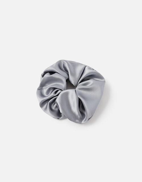 Satin Scrunchie and Headband Set, , large