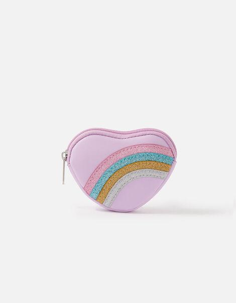 Heart Rainbow Purse , , large