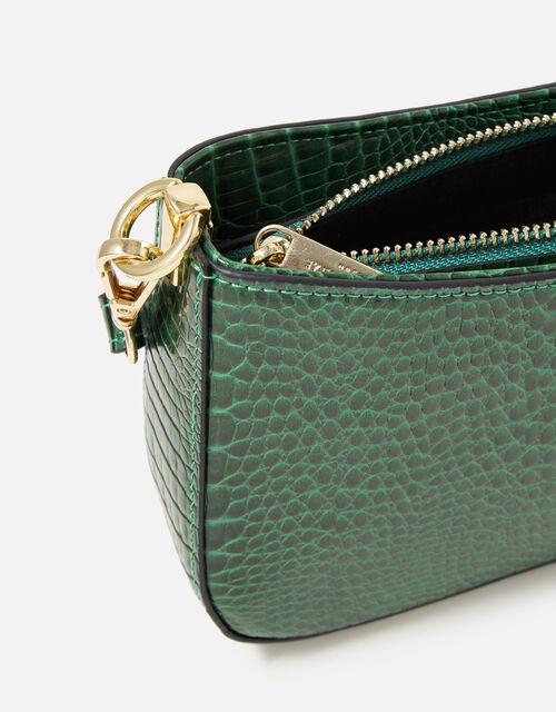 Roxanne Shoulder Bag, Green (GREEN), large