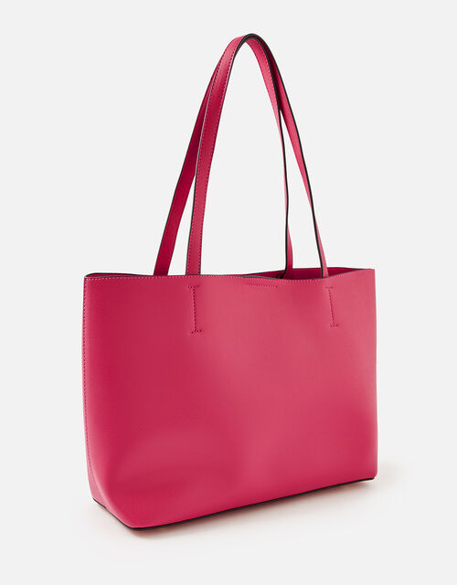 Leo Tote Bag, Pink (PINK), large