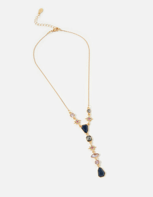 New Decadence Starry Stones Y-Necklace , , large