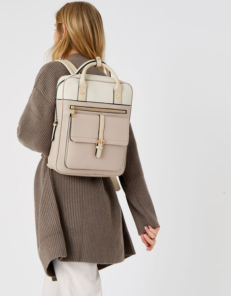 Harrie Backpack Multi, Multi (PASTEL-MULTI), large