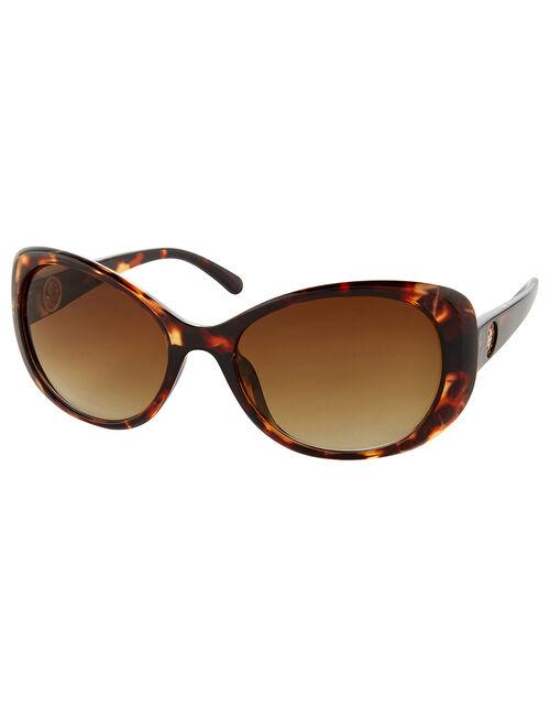 Willow Tortoiseshell Sunglasses, , large
