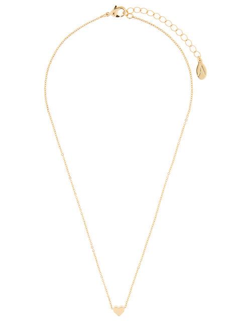 Heart Pendant Necklace, , large