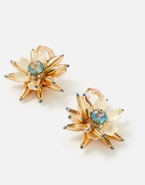 Meadow Muse Statement Stud Earrings, , large
