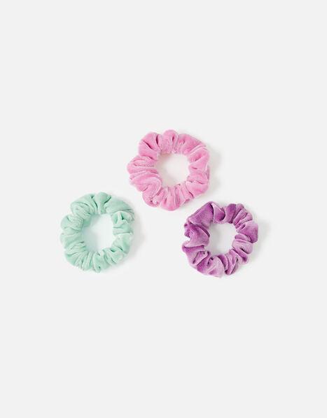 Velvet Scrunchies, , large