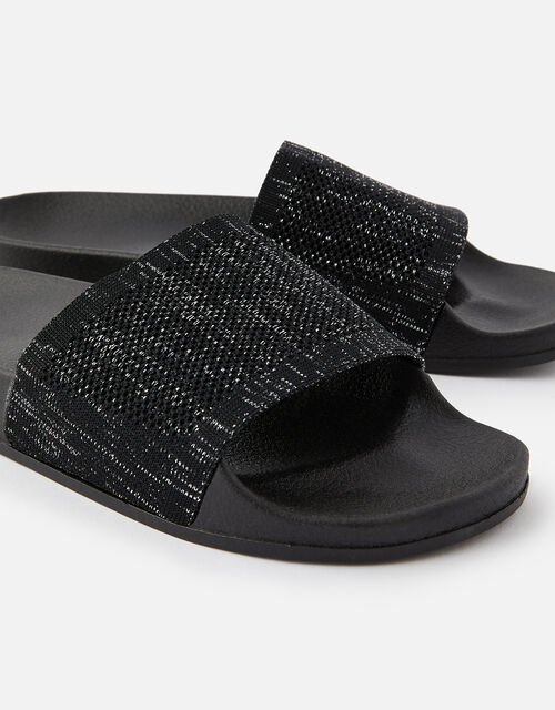Speckled Sliders, Black (BLACK), large