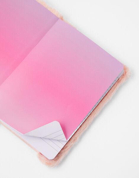 Fluffy Unicorn Notebook, , large