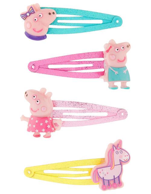 Peppa Pig Hair Clip Set, , large