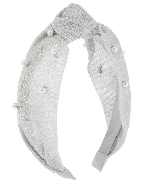 Pearly Knot Headband, , large