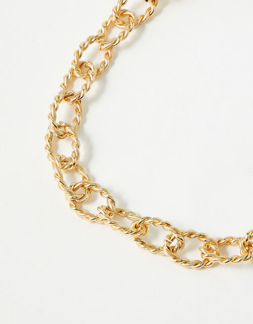Country Retreat Twisted Chain Necklace, , large