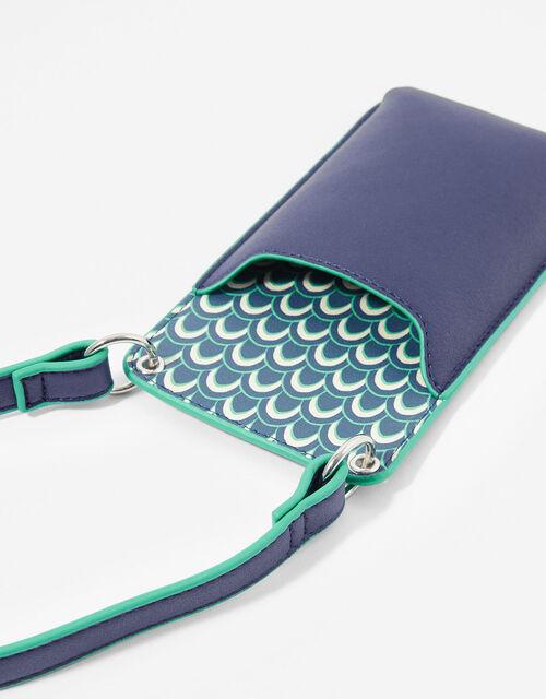 Geo Print Phone Wallet, , large