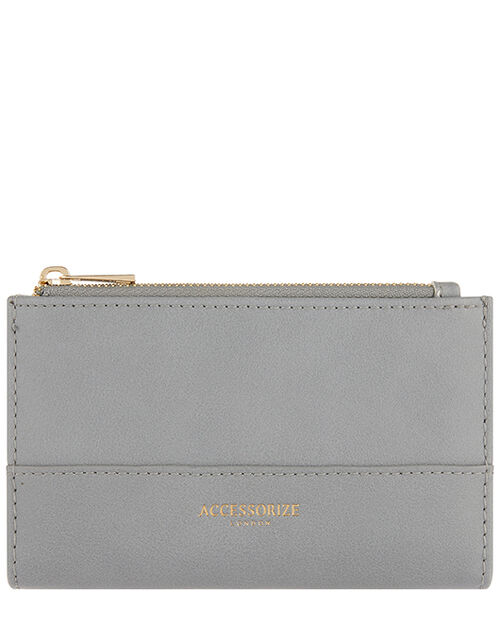Katy Slimline Wallet, Blue (BLUE), large