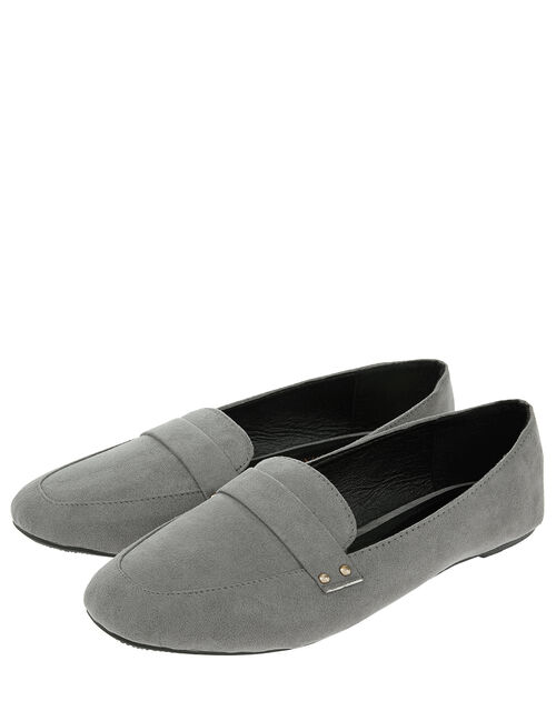 Soft Loafers, Grey (GREY), large