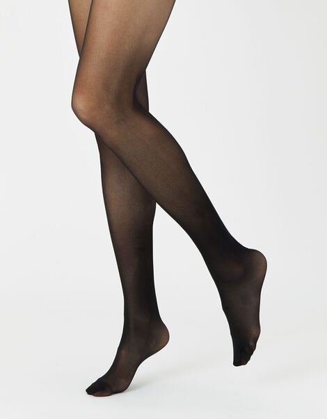 20 Denier Body Control Luxury Italian Tights Multipack  Nude, Nude (NUDE), large