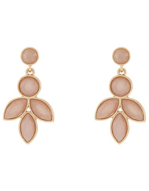 Polly Petal Drop Earrings, , large