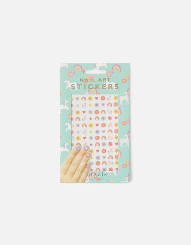 Unicorn Nail Stickers, , large
