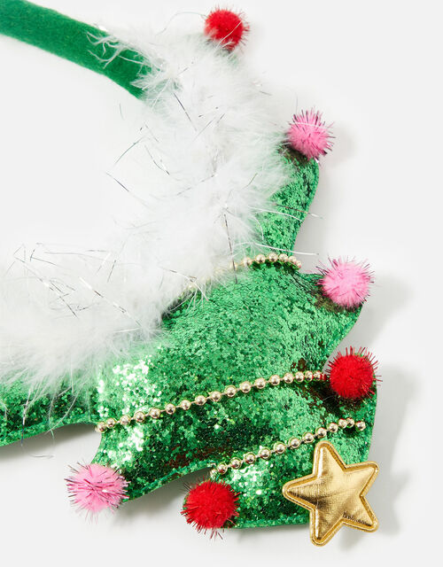 Christmas Tree Headband , , large