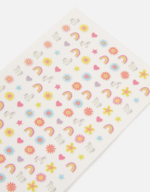 Unicorn Nail Stickers, , large