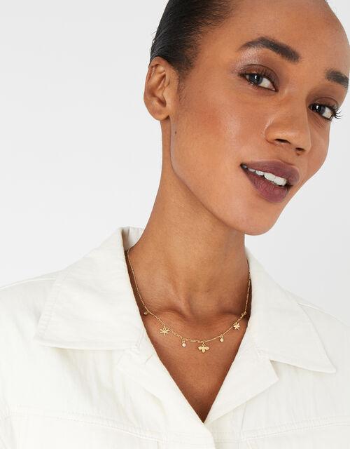 Nature Charm Necklace, , large