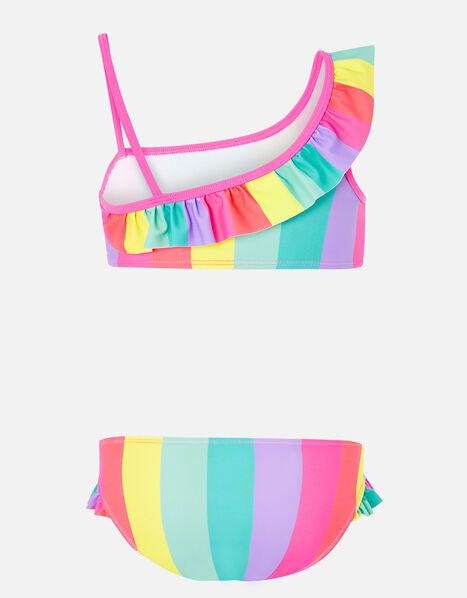 Rainbow Bikini Set Multi, Multi (BRIGHTS-MULTI), large