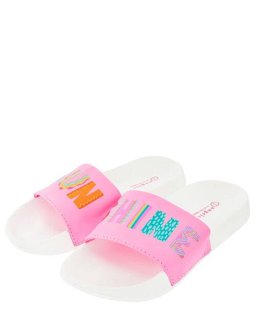 Sunshine Sliders, Pink (PINK), large