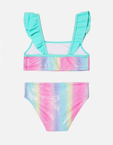 Mermaid Bikini Set Multi, Multi (BRIGHTS-MULTI), large