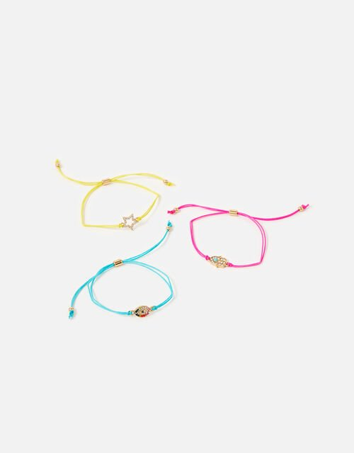 Good Vibes Friendship Bracelet Set, , large