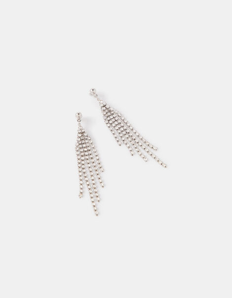 Sparkly Cupchain Earrings, , large
