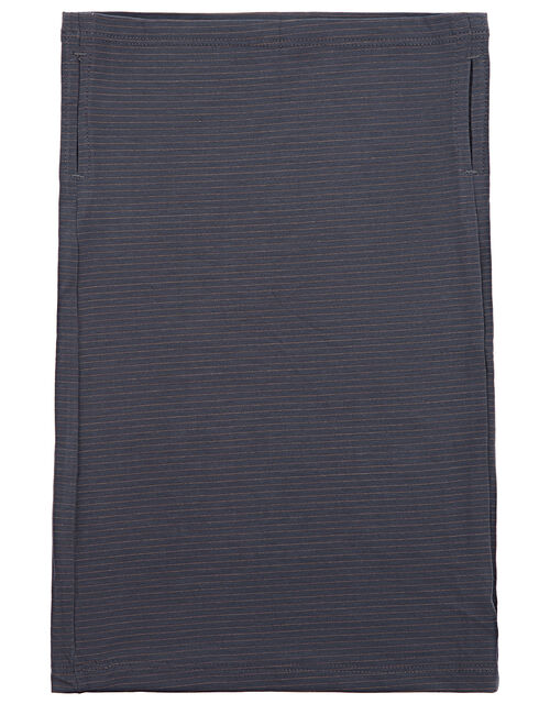 Antibacterial Snood Face Covering, Grey (GREY), large