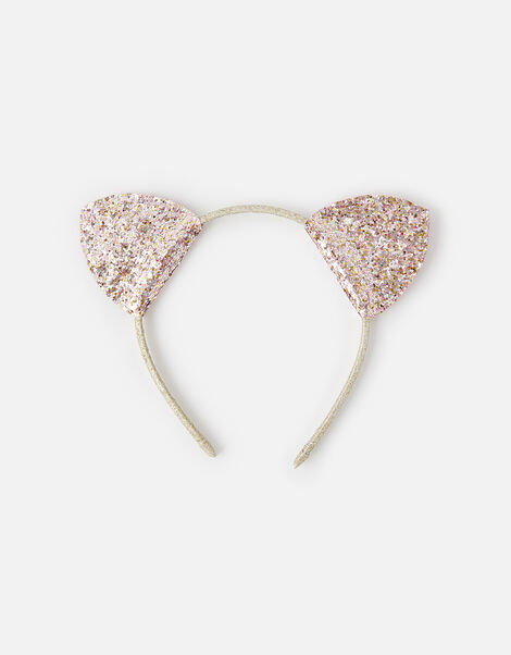 Cat Ears Headband, , large